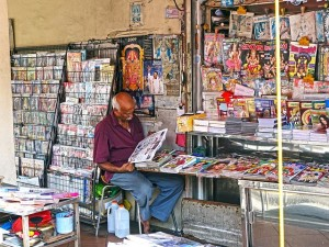 Newspaper shop jodhpur