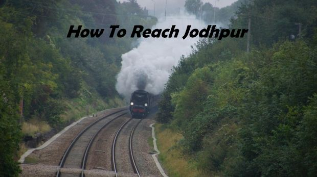 how to reach jodhpur