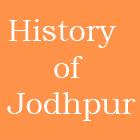 Jodhpur History