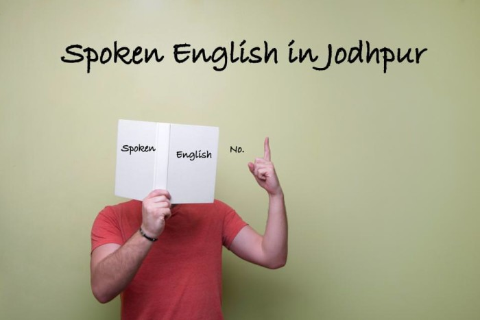 Spoken English in Jodhpur