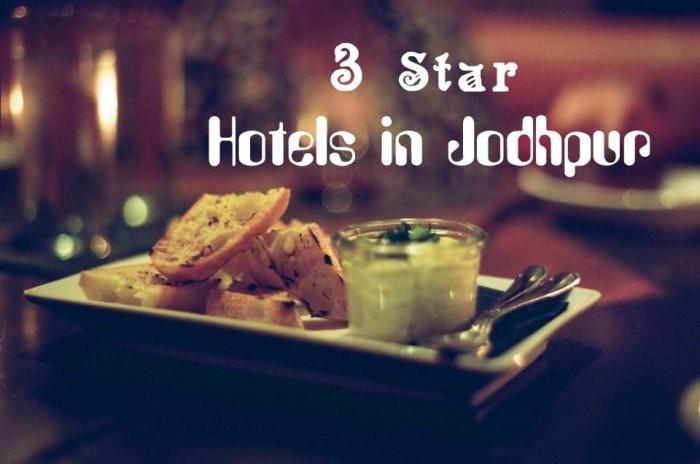3 Star Hotels in Jodhpur