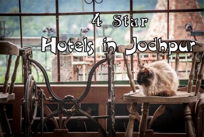 4 star hotels in jodhpur