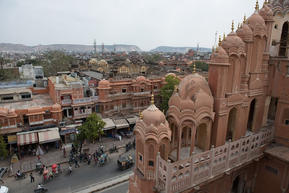 jaipur rajasthan india tourism guide