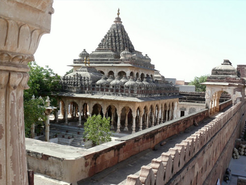 om temple in rajasthan
